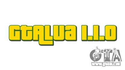 GTALua 1.1.0 für GTA 5