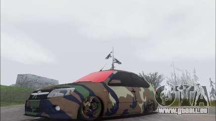 Lada Granta Liftback Coupe pour GTA San Andreas