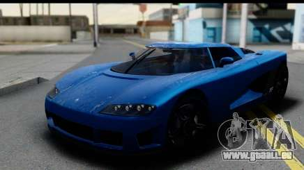 GTA 5 Overflod Entity XF IVF pour GTA San Andreas