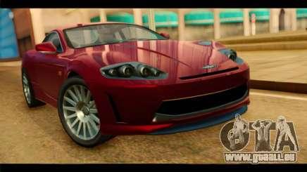MP3 Dewbauchee XSL650R pour GTA San Andreas