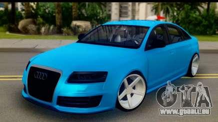 Audi RS6 Vossen pour GTA San Andreas