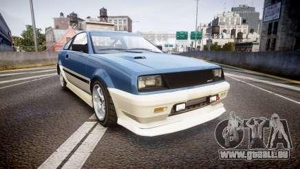 Dinka Blista Compact R pour GTA 4