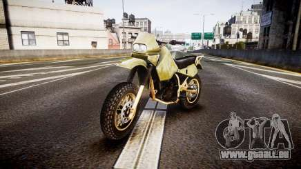 Dirt Bike pour GTA 4