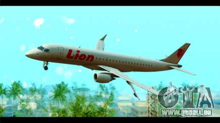 Embraer 190 Lion Air pour GTA San Andreas