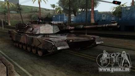M1A2 Abrams Autumn Camo für GTA San Andreas