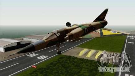 Dassault Mirage III AFI pour GTA San Andreas