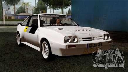 Opel Manta 400 v2 pour GTA San Andreas