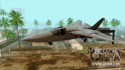 SU-27SK Indonesian Air Force pour GTA San Andreas