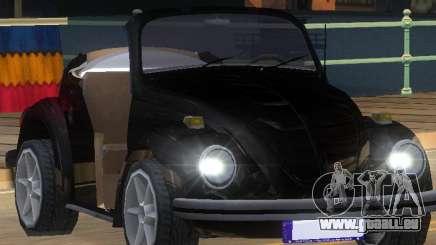 Volkswagen Beetle 1984 für GTA San Andreas
