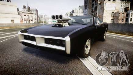 Imponte Dukes Fast and Furious Style pour GTA 4