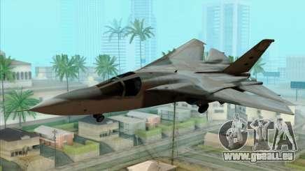 General Dynamics F-111 Aardvark für GTA San Andreas