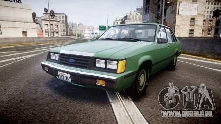 Ford LTD LX 1985 v1.6 pour GTA 4