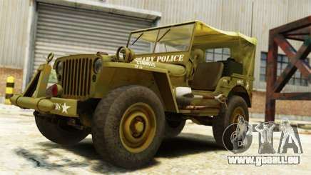 Ford Willys 1942 für GTA 4