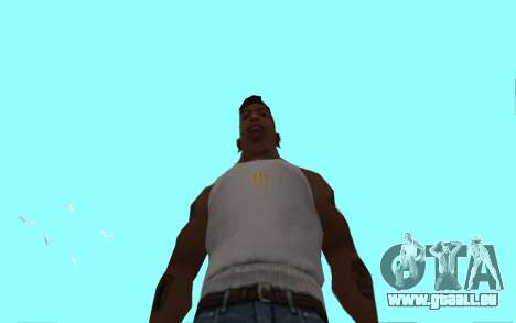 Цепь Monster Energy für GTA San Andreas fünften Screenshot
