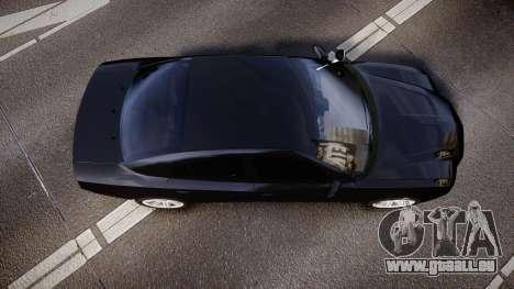 Dodge Charger SWAT Tactical Unit [ELS] rbl pour GTA 4 est un droit