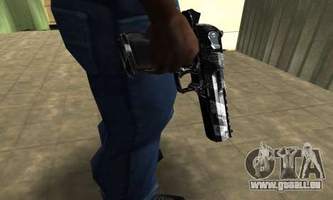 Field Tested Deagle pour GTA San Andreas