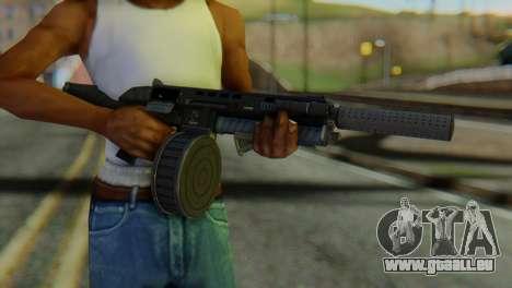 Assault Shotgun GTA 5 v2 für GTA San Andreas dritten Screenshot
