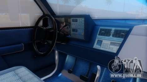 GMC Top Kick 88-95 für GTA San Andreas rechten Ansicht