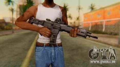 Magpul Masada v4 für GTA San Andreas dritten Screenshot