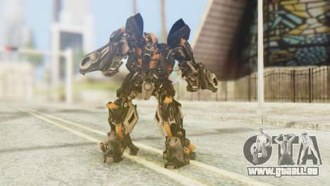 Bumblebee Skin from Transformers v1 pour GTA San Andreas