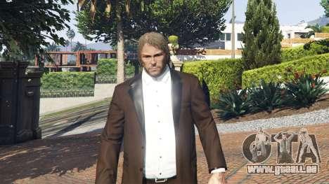 John Marston pour GTA 5
