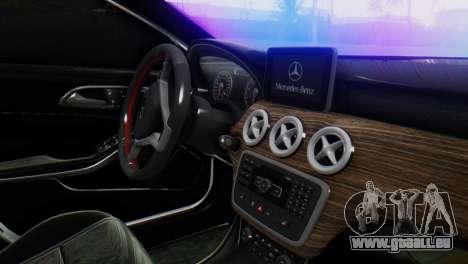 Mercedes-Benz A45 AMG für GTA San Andreas rechten Ansicht