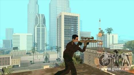 Vusi Mu pour GTA San Andreas quatrième écran