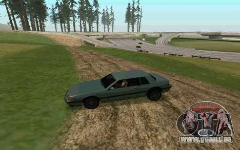 Tacho Lada für GTA San Andreas dritten Screenshot