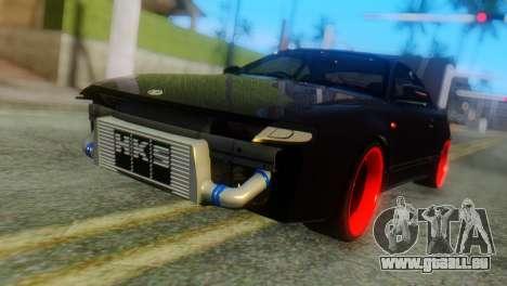 Toyota Celica pour GTA San Andreas