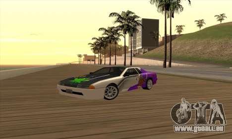 Vinyle Ailé. pour GTA San Andreas
