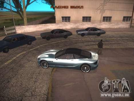 ENB Dark Orbit pour GTA San Andreas sixième écran