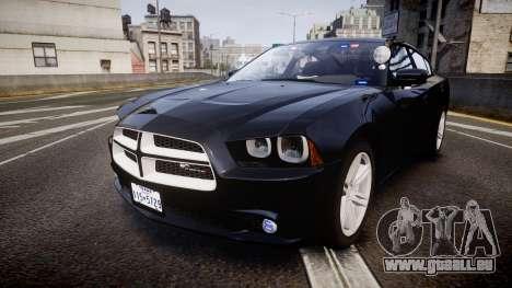 Dodge Charger SWAT Tactical Unit [ELS] rbl pour GTA 4