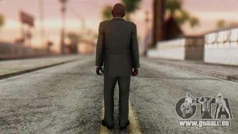 GTA 5 Skin 1 pour GTA San Andreas deuxième écran