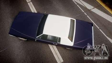 Albany Manana small changes für GTA 4 rechte Ansicht