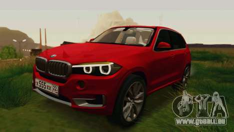BMW X5 F15 2014 für GTA San Andreas