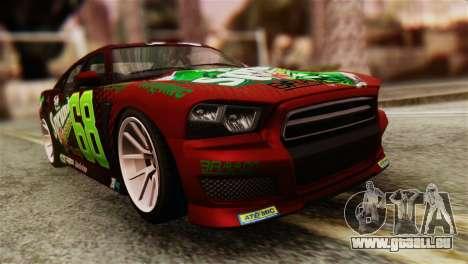 GTA 5 Bravado Buffalo Sprunk HQLM pour GTA San Andreas