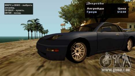 Räder von GTA 5 v2 für GTA San Andreas