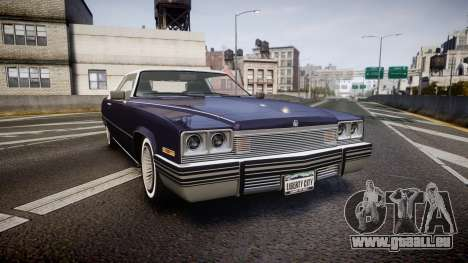 Albany Manana small changes pour GTA 4