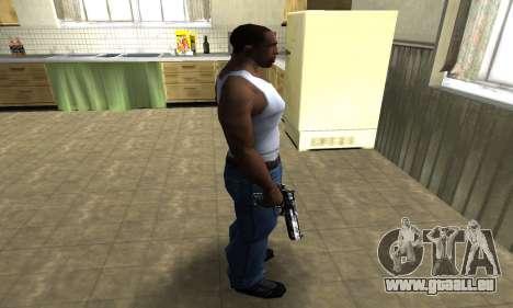 Field Tested Deagle für GTA San Andreas dritten Screenshot