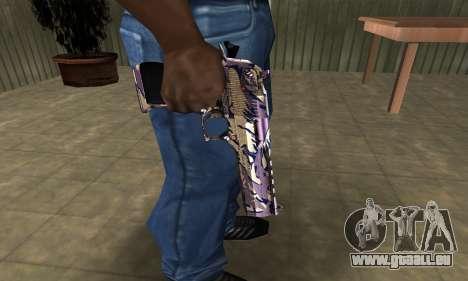 Good Look Like Deagle pour GTA San Andreas deuxième écran