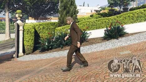 GTA 5 John Marston dritten Screenshot