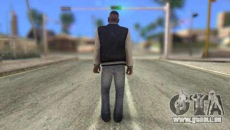 Luis Lopez Skin v5 für GTA San Andreas zweiten Screenshot