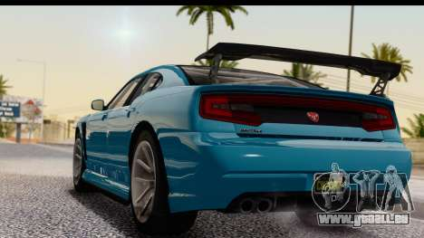 GTA 5 Bravado Buffalo S Sprunk IVF pour GTA San Andreas laissé vue
