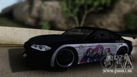 Nissan Silvia S15 K-on Itasha pour GTA San Andreas
