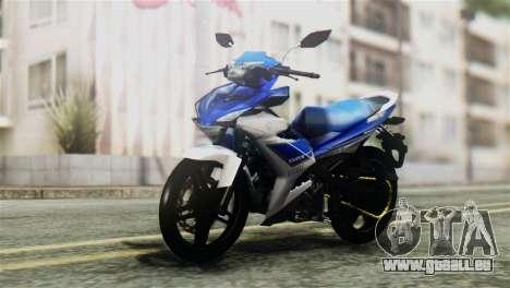 Yamaha MX KING 150 für GTA San Andreas