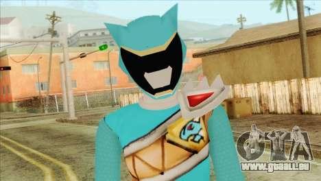 Power Rangers Skin 2 pour GTA San Andreas troisième écran