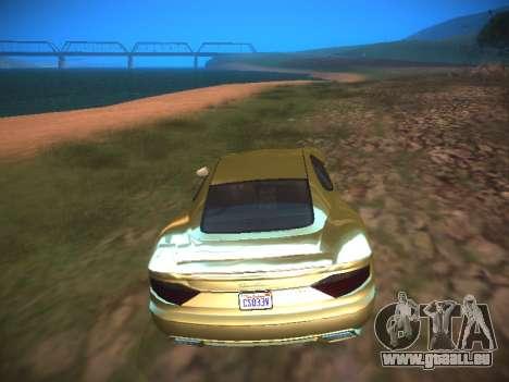 ENB Dark Orbit pour GTA San Andreas cinquième écran