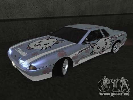 Elegy Paintjobs für GTA San Andreas
