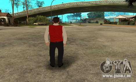 Casino Skin für GTA San Andreas her Screenshot
