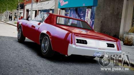 Virgo from GTA 5 v2 für GTA 4 linke Ansicht